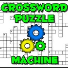 Crossword Puzzle Machine