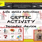 Cryptic Activity