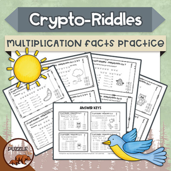 Crypto-Riddles Multiplication