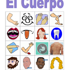 Cuerpo (Body in Spanish) Bingo game