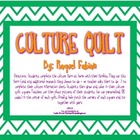 Culture Quilt Craft/Activity