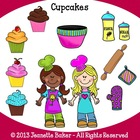 Cupcake Clip Art
