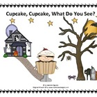 Cupcake, Cupcake, What Do You See - Halloween ebook/flashc