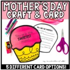 Cupcake Mother's Day Craft