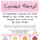 Cupcake Party!  Short Vowel Sort