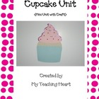 Cupcake Unit with Craftivity