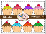 Cupcakes (Commercial Use)