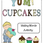 Cupcakes Make a Word
