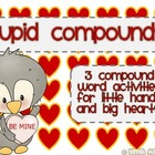 Cupid Compound Word Activities!