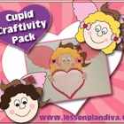 Cupid Craftivity Pack