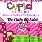 Cupid is in the Air! Literacy Centers for February