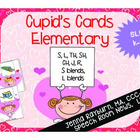 Cupid&#039;s Cards: Elementary Valentine&#039;s Day Articulation