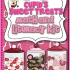 Cupid's Sweet Treats Math and Literacy Kit