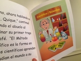 Scientific Method:Curioso Quique Libro 1 -  ALL Spanish Edition