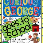 Curious George Goes to School- Fun Activities for Back to School!