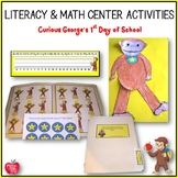 Curious George's First Day of School Classroom Kit