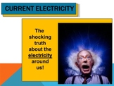 Current Electricity Lab Activities  for Scientific Method