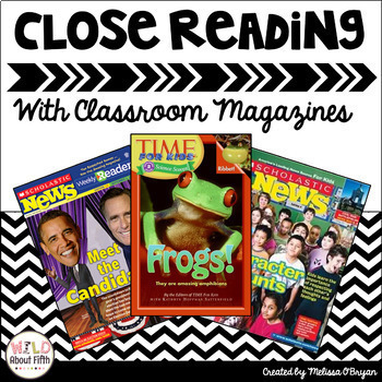 Close Reading Authentic Literacy Instruction Manual