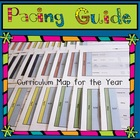 Curriculum Map: A guide to planning your whole year!