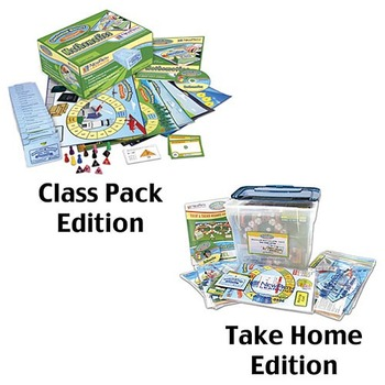 Curriculum mastery game math grade 8 class pack edition