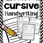 Cursive Handy Handwriting