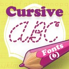 Cursive Style Family Fonts