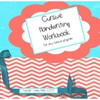Cursive Workbook