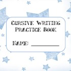 Cursive Writing Practice
