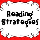 Custom Colorful Reading Strategies Posters