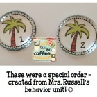 Custom Round Magnets {set of 20}