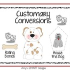 Customary Conversion Measurement Games