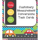 Customary Measurement Conversions Task Cards