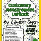 Customary and Metric Measurement Lapbook Bundle {Common Co