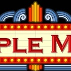 Customizable Cinema Marquee Bulletin Board Header