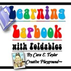 Customizable Learning Lapbook With Foldables