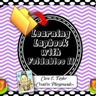 Customizable Learning Lapbook with Foldables II