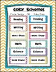 "Customized 2nd Grade Common Core Standards Posters- ""Kid F"