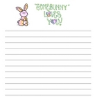 Cute Easter &amp; Spring Writing Paper