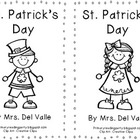 Cute St. Patrick's Day Emergent Reader