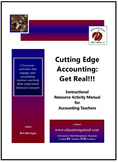 """Cutting Edge Acctg: Get Real!!! ""Monopoly® Reinforcement"""