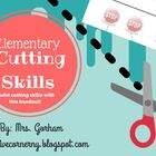 Cutting Skills Sheet