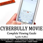 Cyberbully Movie Graphic Organizer