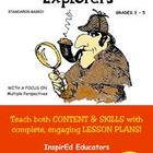 D1302 Explorers COMPLETE eBOOK UNIT!