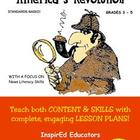 D1304 America's Revolution COMPLETE eBOOK UNIT!