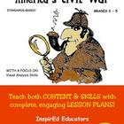 D1307 America's Civil War COMPLETE eBOOK UNIT!