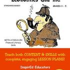 D1801 Economics and Me COMPLETE eBOOK UNIT!