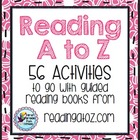 Reading A to Z - 56 Activities for Guided Reading Books