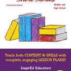 D7102 - Short Stories - COMPLETE eBOOK UNIT!