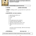 DESCRIPTIONS: Make a WANTED (SE BUSCA) POSTER in Spanish!