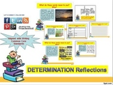 DETERMINATION Quotes Writing Practice: RACE Strategy W8.2